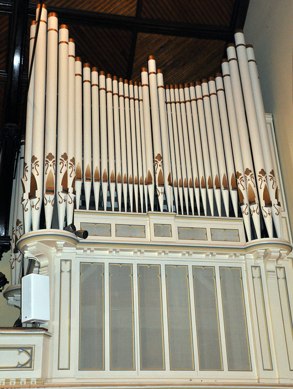 St. Matthew's Pipe Organ