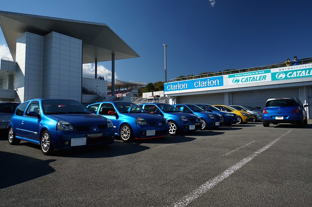 Renault Clio RS ver.Ragnotti_DSC04797 - バージョン 2