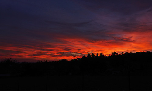 sunset sky evening hungary sonnenuntergang sundown himmel ungarn magyarorszag abendrot zala abends menny napnyugta elkaypics szentpéterúr nemesszer lutzkoch