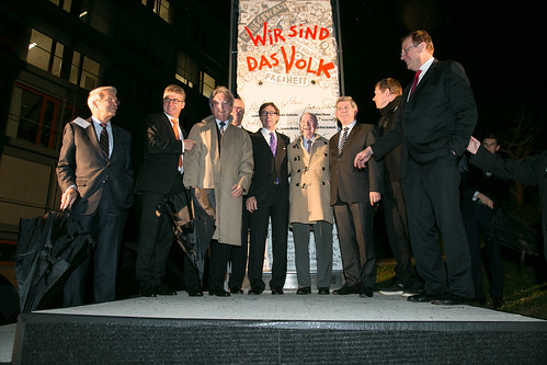 Beyond the Berlin Wall: A Tribute to the German-American Relationship