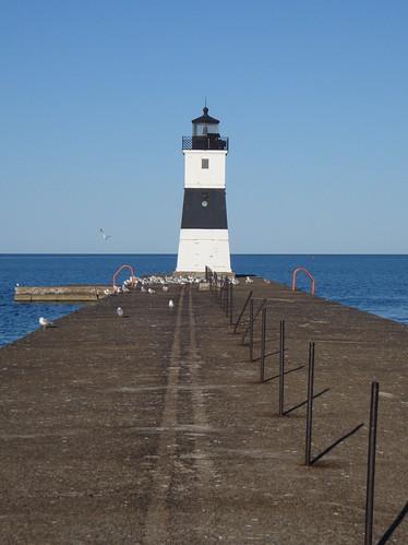 lighthouse pennsylvania erie presqueislestatepark