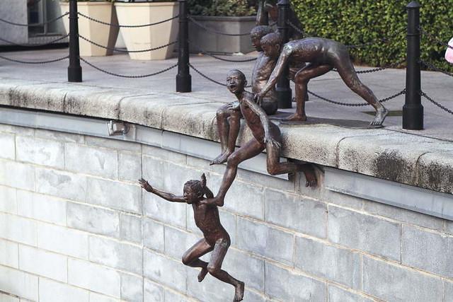 10 bức tượng sáng tạo nhất thế giới