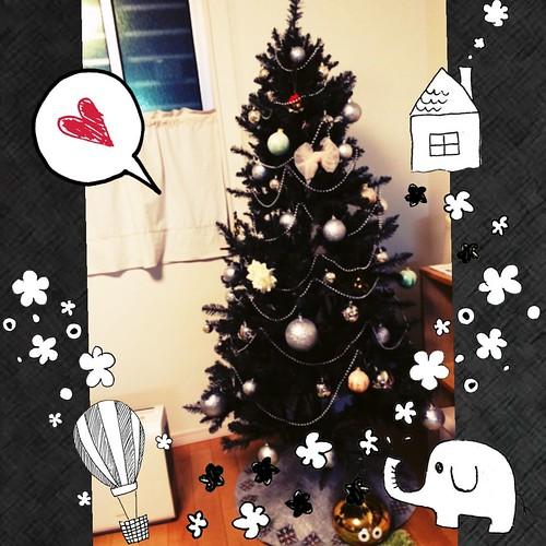 Christmas tree 180㎝