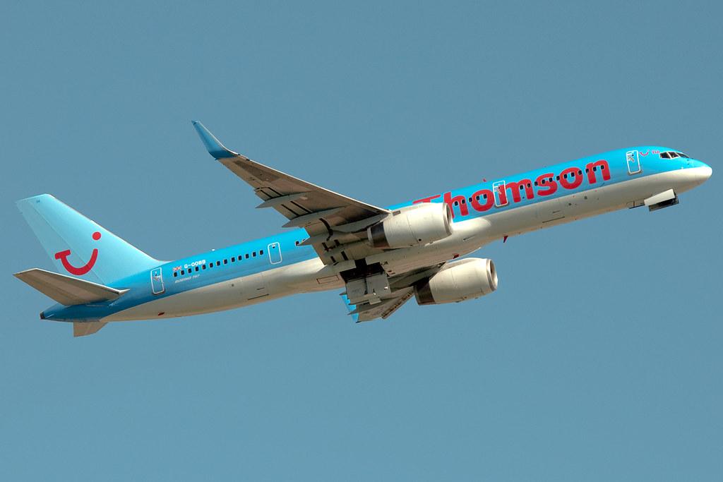 G-OOBB - B752 - TUI Airways