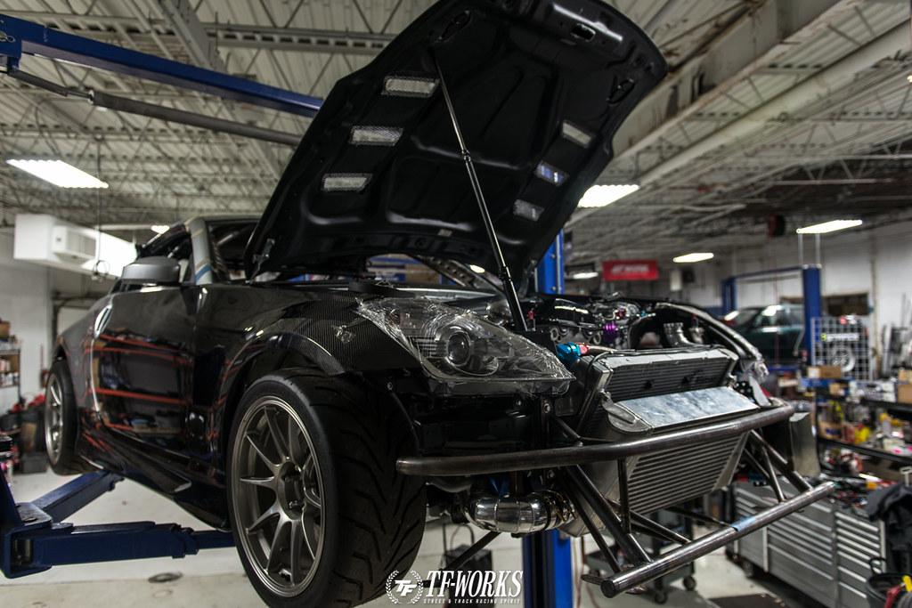 Tf Works Blog Total Car Make Shop