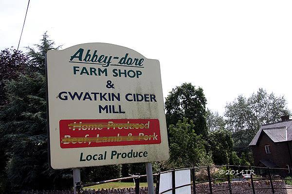 Gwatkin Cider-Abbey Dore-20130713
