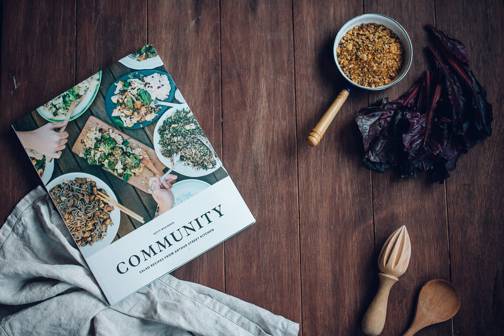 Community Arthur Street Kitchen Salad Recipes
