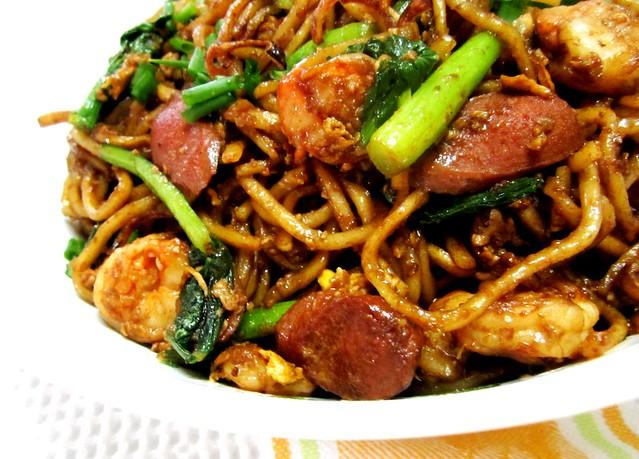 STP's fried noodles 2