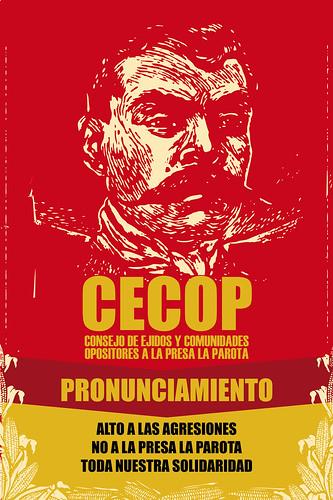 Pronunciamiento CECOP