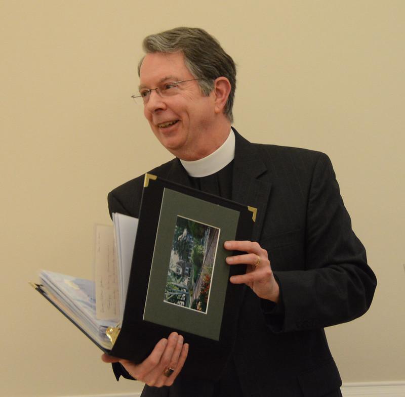 Farewell to Father John