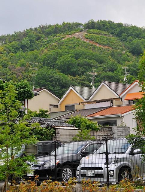 View of Daimonjiyama