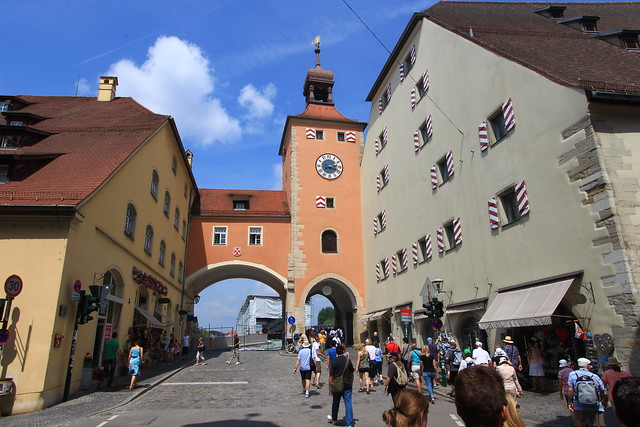 Southern Germany: A pit stop in Regensburg