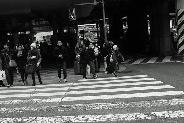 上野駅 Ueno terminal, Tokyo, 01 Jan 2015. 117