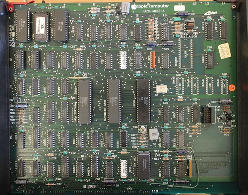 Mac XL IO board