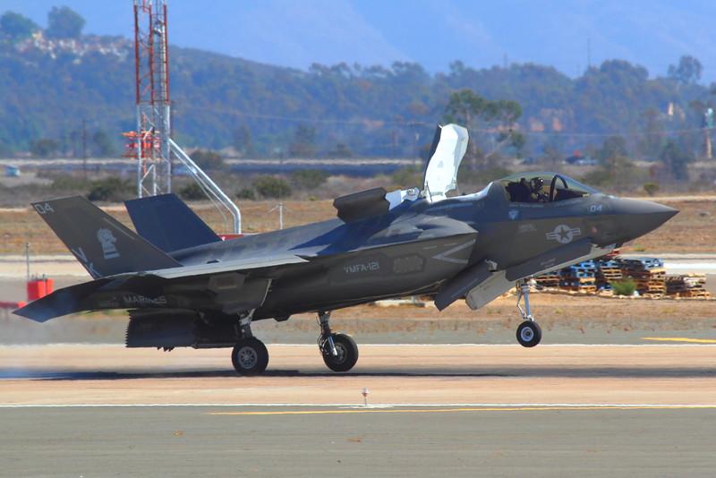 IMG_9029 F-35B Lightning II, MCAS Miramar Air Show