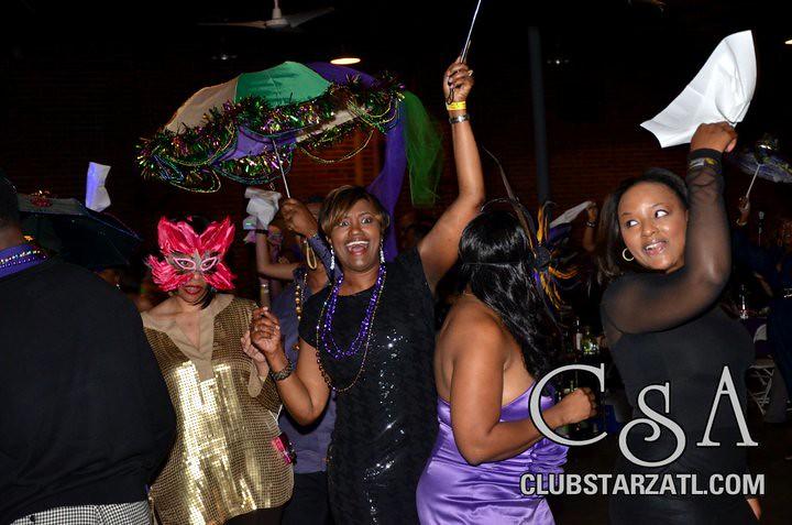 ATL Mardi Gras Ball 2011