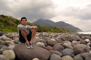 Boulder Beach in Batanes