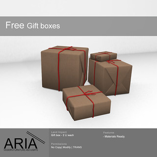 Free gift tboxes
