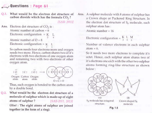 NCERT Solutions for Class 10th Science Chapter 4 Carbon and its compounds_1