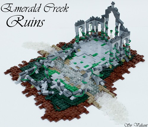 CCCXII - Emerald Creek Ruins