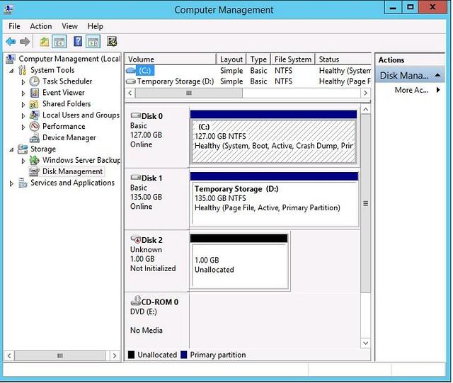 [Azure] VM - 新增空白磁碟-4