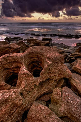 sunrise rocks flickr florida fl atlanticocean coquina flaglercounty flaglerrivertoseapreserve