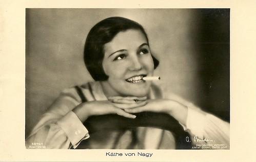 Käthe von Nagy