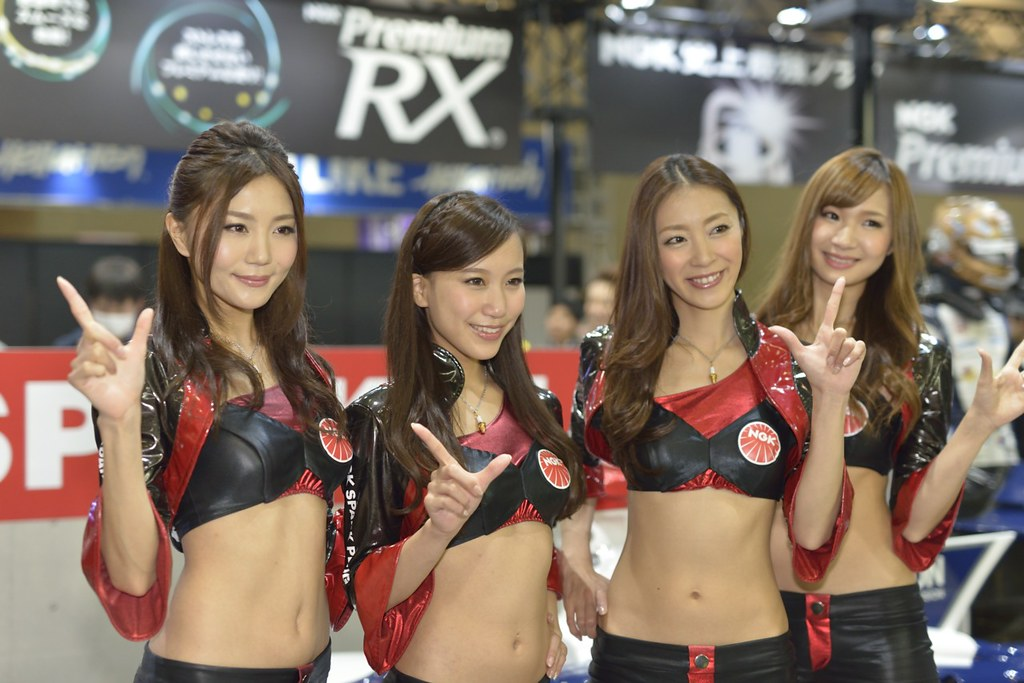 東京オートサロン 2015