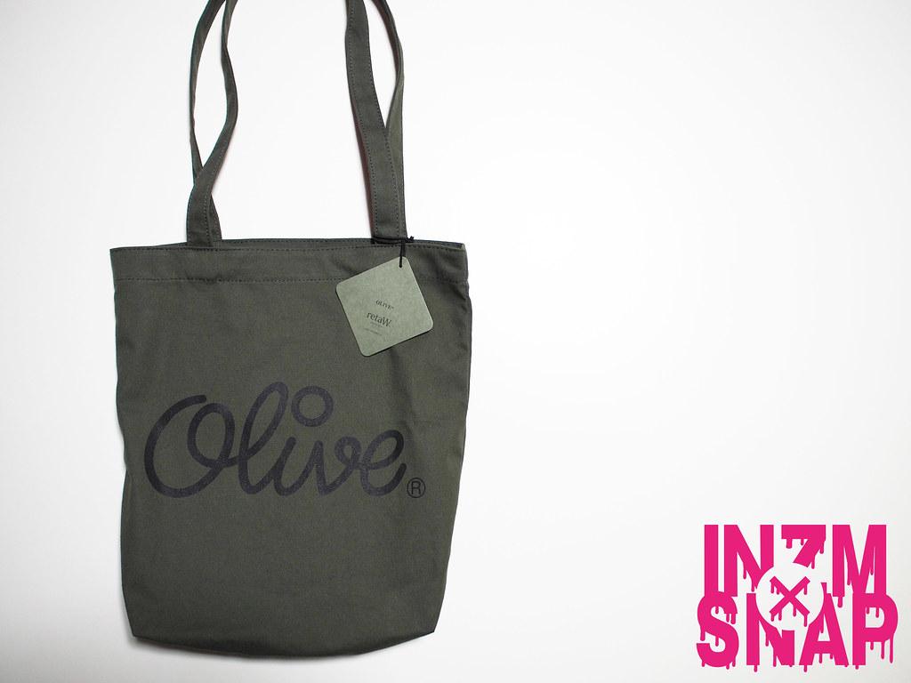 Olive® | Tote Bag