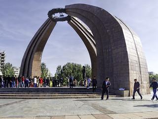 Imagem de Monument of Victory perto de Gorod Bishkek.