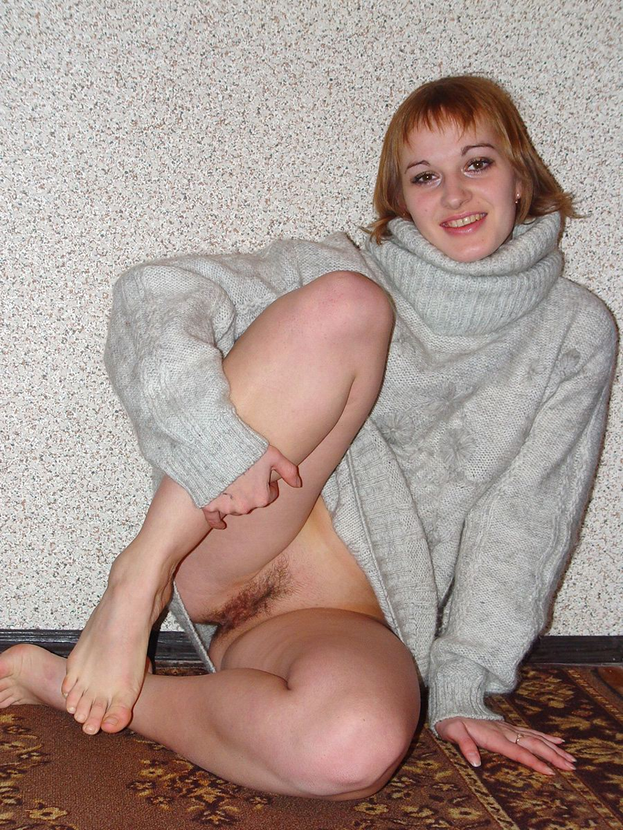 Red Hairy Pussy 104