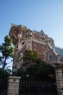 031 Disney Sea - Tower of terror