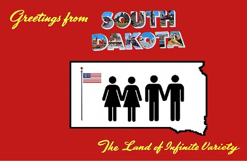 South Dakota Marriage Equality