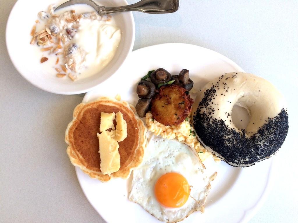 breakfast - gold coast sofitel