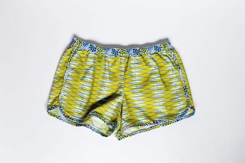 Dreamin' Vintage City Gym Shorts