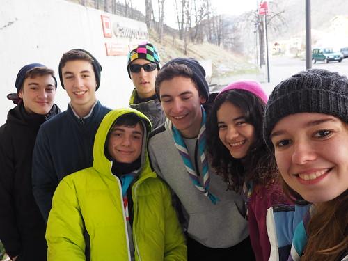 Esquiada Joves