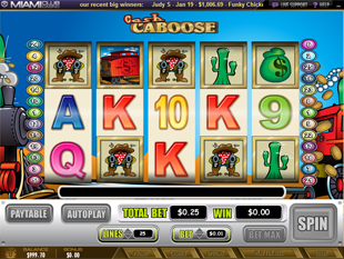 Cash Caboose