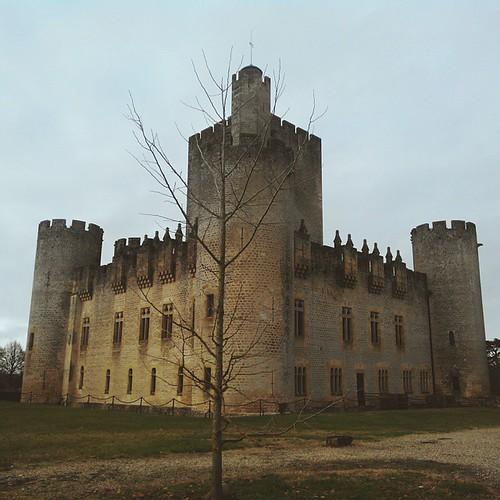 Châteaufort de Roquetaillade  #vscocam #vsco #chateau #France #AGEST #istana #castle