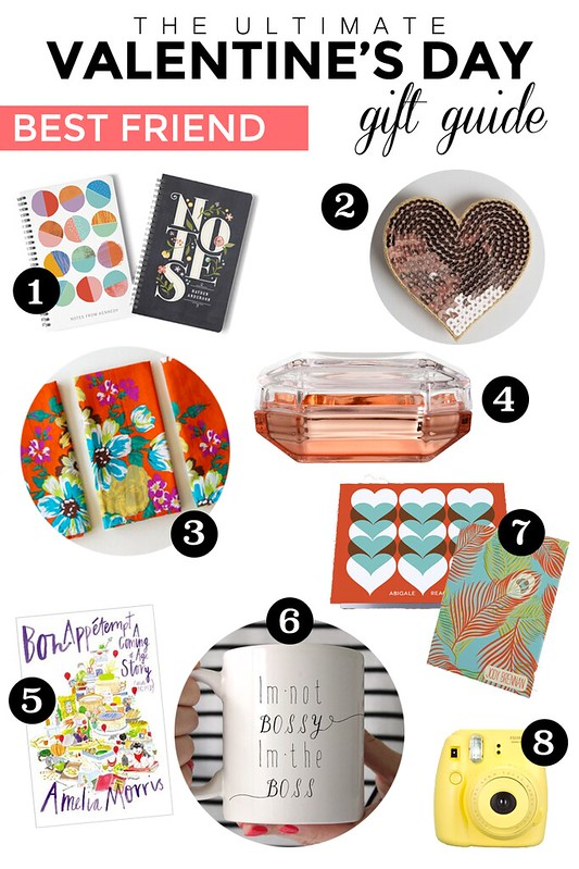 Valentine 39 s day gift guide for your best friend for Best gift this valentine day