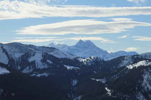 Hike in Western Switzerland