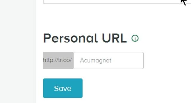 Taskrabbit Personal URL is Taken by 404 Error; for Acumagnet