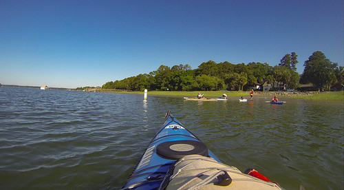 May River Paddling with Lowcountry Unfiltered-113