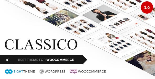 Classico v1.6 - Responsive WooCommerce WordPress Theme