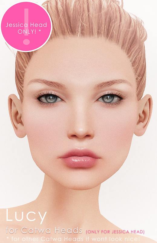 New Applier for Catwa JESSICA Head