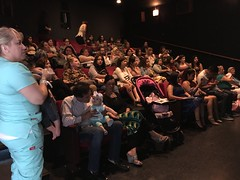 Teen Producers Screening at Digital Gym CINEMA