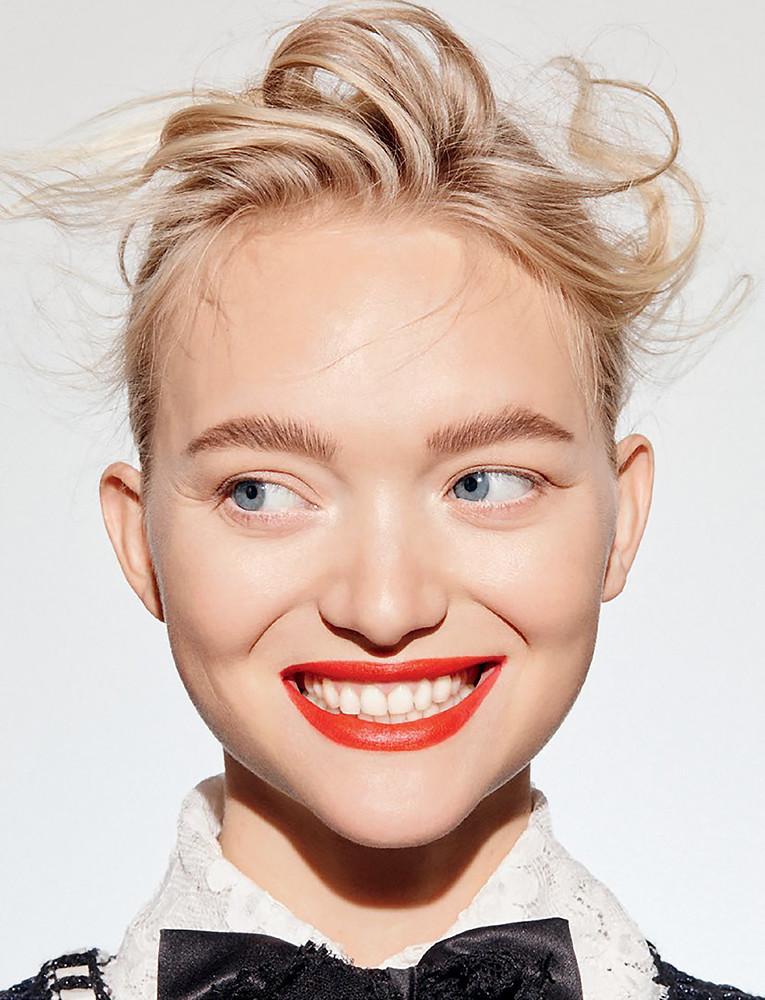 Джемма Уорд — Фотосессия для «Elle» AU 2016 – 8