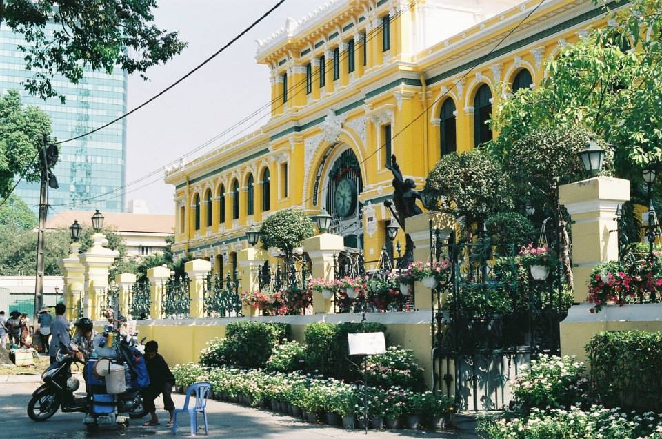 HCMC post office