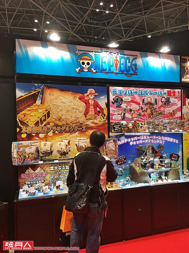 2016 全日本模型Hobby Show BANDAI 展區最新玩具速報!(下) 第56回 全日本模型ホビーショー