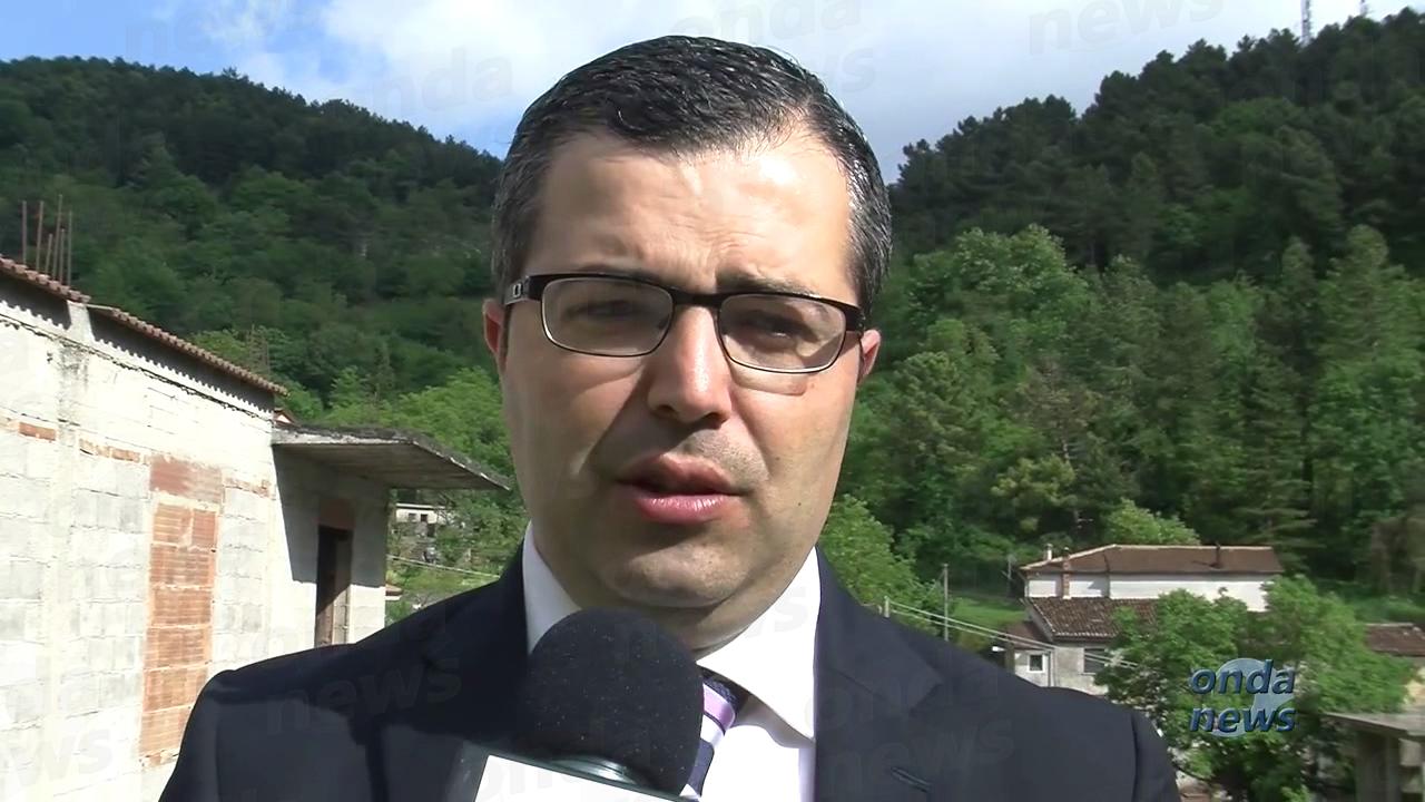 giuseppe rinaldi sindaco montesano