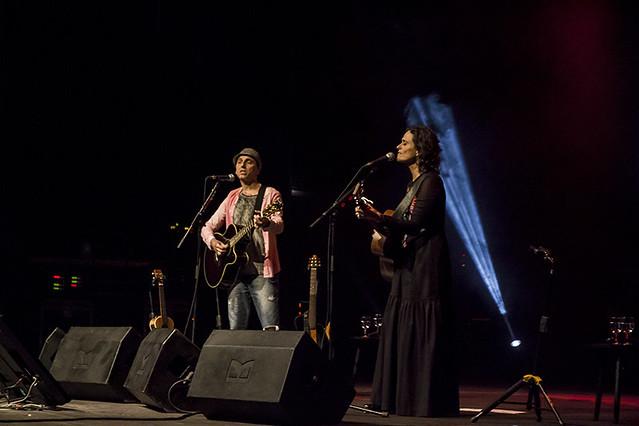 Zélia Duncan & Zeca Baleiro - Coliseu Porto '16